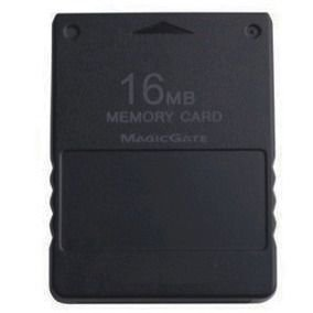 Memory Card 16mb - PS2