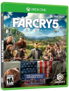 Game Far Cry 5 Xbox One