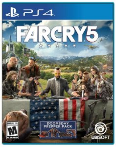 Game Far Cry 5 PS4