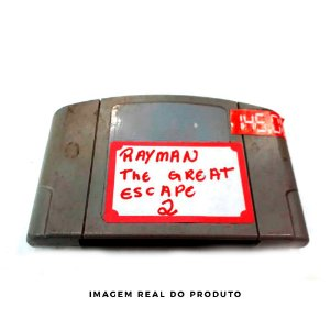 Rayman 2: The Great Escape - N64