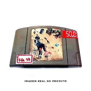 FIFA 98 - N64