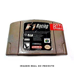 F1 racing PARALELA - N64