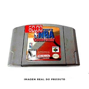 NBA Courtside - N64
