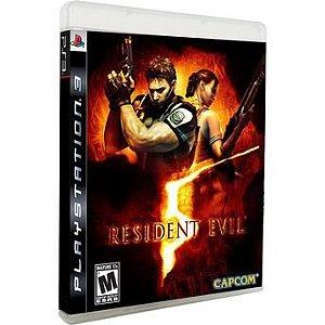 Game Resident Evil 5 PS3