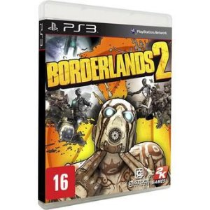 Borderlands 2 - Ps3 - Mídia Física