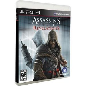 Assassin's Creed: Revelations - Ps3 - Mídia Física