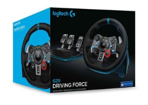 Volante Logitech Driving Force G29 | Ps3 Ps4 Pc