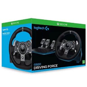 Volante Logitech Driving Force G920 | One Pc