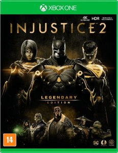 Game Injustice 2 - Legendary Edition Xbox One