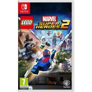 Game Lego Marvel Super Heroes 2 - Nintendo Switch