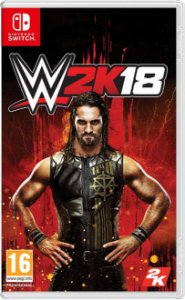 Game WWE 2k18 - Nintendo Switch