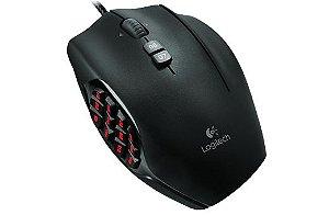 Mouse Gamer Logitech G600 MOBA