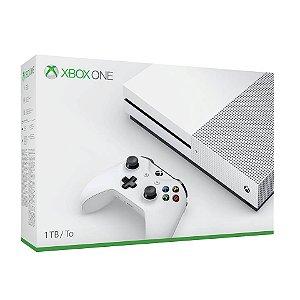 Console Xbox One S 1 TB