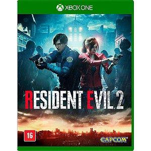 Resident Evil 2 - Xbox One - Pré Venda - Mídia física