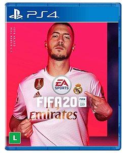 FIFA 20 PS4 - PRÉ VENDA
