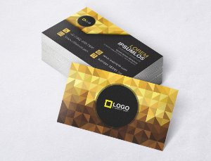 1.000 Cartão de Visita - Tamanho 9x5cm - Frente e Verso - Papel Couchê 250g