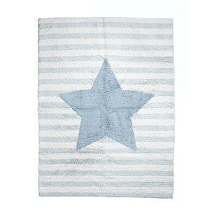 Tapete Estrela Azul - Bup Baby