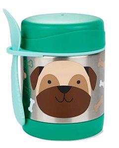 Pote Térmico Zoo Cachorro Pug - Skip Hop