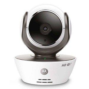 Câmera de vídeo Wi-Fi motorizada  FOCUS85 c/ visão noturna - Motorola