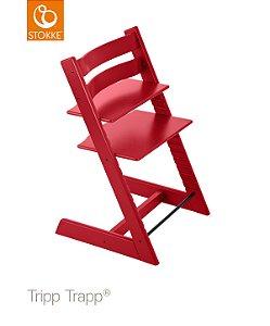 Cadeira de Alimentação Tripp Trapp Vermelha - Stokke