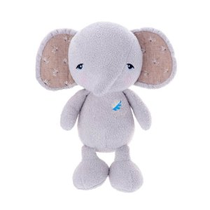 Elefante Pelúcia Metoo Doll Cinza- Metoo