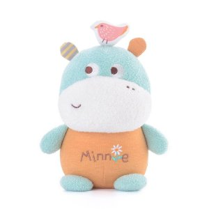 Pelúcia Metoo Hippo Magic Toy - Metoo