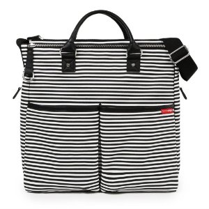 Bolsa Maternidade Duo Black Stripes - Skip Hop
