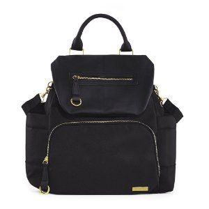 Bolsa Chelsea Backpack Black- Skip Hop