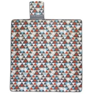 Tapete Passeio Central Park Blanket (On The Go) Triangles - Skip Hop