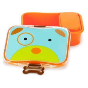 Kit Lanche Zoo Cachorro - Skip Hop