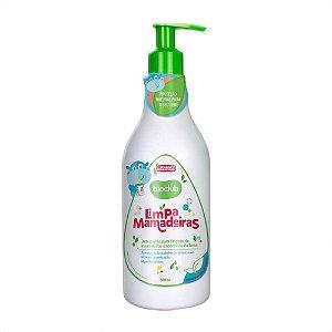 Detergente Para Mamadeiras 500 ml - BioClub Baby