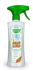Multi Limpeza de Superfícies 500ml - Bioclub Baby