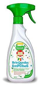 Limpeza de Brinquedos e Acessórios 500ml - BioClub Baby