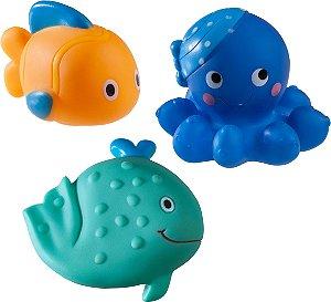 Brinquedo de Banho 3 Peixinhos - Girotondo Baby