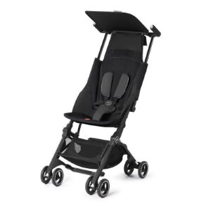 Carrinho de Bebê GB Pockit+ Preto - GB