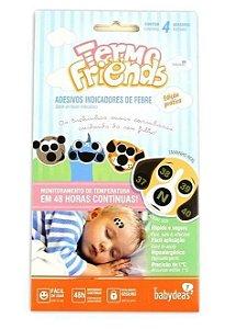 Termômetro Adesivo Termo Friends - Babydeas