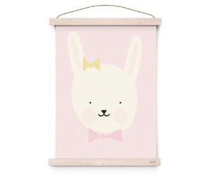 Quadro Decorativo  Miss Bunny - Eef