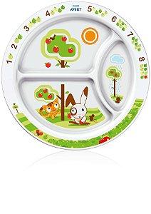 Prato com divisões para bebês (12 m+) Philips AVENT