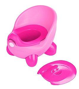Troninho Infantil Rosa - Kababy