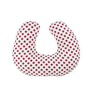 Almofada de Amamentação Estrela Vermelha - Kababy