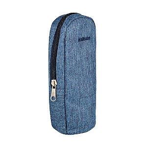 Bolsa Térmica p/ Mamadeira Jeans - Kababy