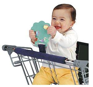 Protetor de Carrinho de supermercado Buggy Buddy - Jolly Jumper