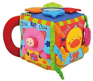 Cubo Fazenda Musical - K's Kids