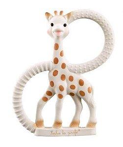 Anel de Dentição So´Pure Sophie la Girafe SOFT - Vulli