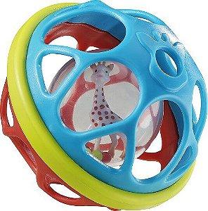 SoftBall Sophie la Girafe - Bola de Atividades com Chocalho - Vulli