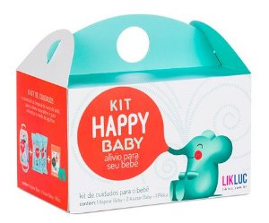 Kit Happy Baby - Lik Luc