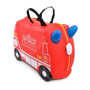 Mala Bombeiro Frank The Fire Engine -Trunki