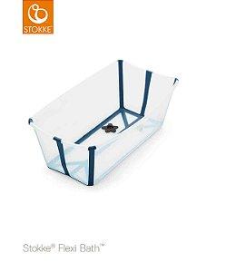Banheira Dobrável Flexi Bath Azul - Stokke
