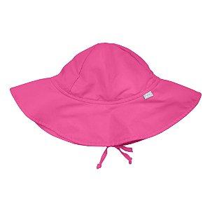 Chapéu de Banho Infantil Rosa FPS 50+ - IPlay