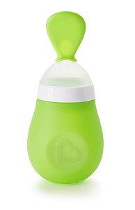Colher Dosadora de Papinha Verde - Munchkin